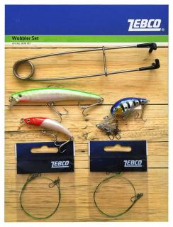 Zebco Wobbler Set