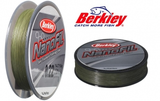 Berkley Nanofil 270m/0.15mm Green