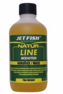 JETFISH Natur line BOOSTER 250 ml : KUKUŘICE