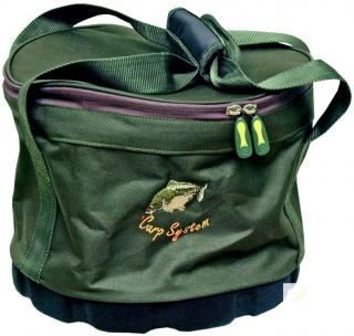 Carpsystem - Boilie & Method bag - C. S.